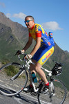 Christian Bille Brevet Alpin Galibier 2007